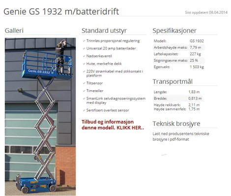 liftutleie-Genie_GS_1932